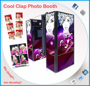 New OEM Photo Booth/Kiosk for Wedding Party Events for Rental