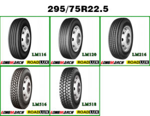 Professional Hot Selling Brand Linglong Truck Tire 295/80r22.5 HK862 pictures & photos