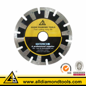 T Segmented Flush Cutter Granite Diamond Saw Blade pictures & photos