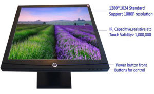 """19"""" 1906m Touch Screen Monitor for Restaurant / ATM / POS pictures & photos"""