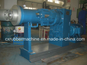 Ce Standard Rubber Profile/Tube/Hose/Strip/Pipe Extruder Machine/Exrtusion Machine pictures & photos