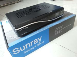 Sunray4 800se Sr4 Triple Tuner with DVB-S (S2) / DVB-C /T