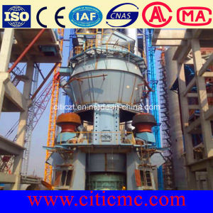 High Output 50~180 T/H Slag Vertical Roller Mill pictures & photos
