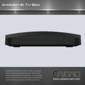 New Arrival WiFi Bt Android 6.0 Smart TV Box Based on Cortex A53 64bit Processor. 2GB+16GB pictures & photos