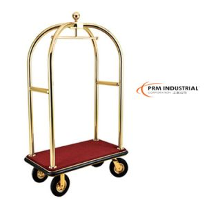 Hotel Luggage Hand Cart & Bellman Cart pictures & photos