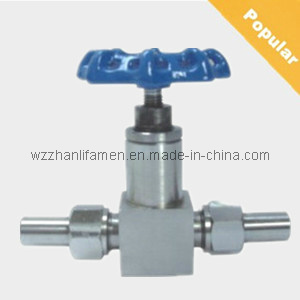 Male Screw Globe Valve J23W-40p