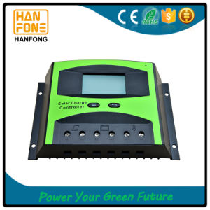 Guangzhou Hanfong China Factory Price Solar Charger Controllers (ST1-40A) pictures & photos
