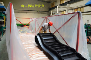EP Series Corrugated Sidewall Conveyor Belt pictures & photos