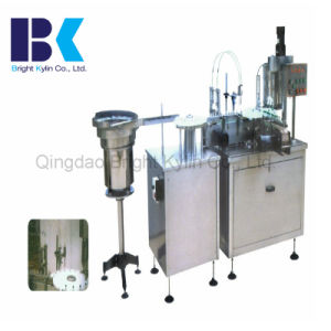 Liquid Food Filling Machinery