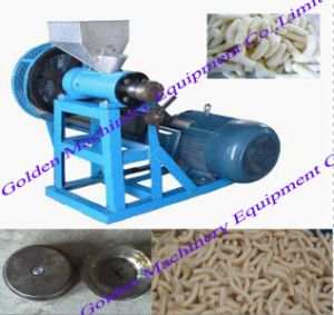 China Beans Rice Corn Flakes Snack Food Extruder Machine pictures & photos