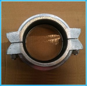 Ductile Iron Grooved Rigid Coupling Galvanized UL/ULC FM Approval pictures & photos