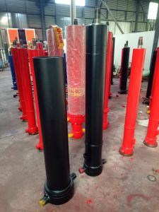 Telescopic Cylinder for Dump Truck, Trailer, Mining Equipment pictures & photos
