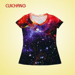 Women T Shirt with Custom Design pictures & photos