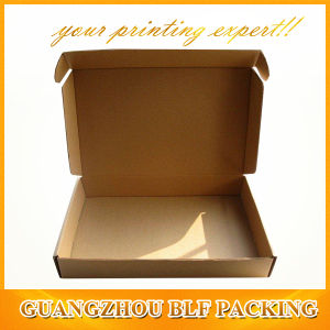 Custom Corrugated Paper Handmade Box Packaging pictures & photos