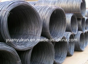 Prime Hot Rolled Steel Wire Rod in Coil pictures & photos