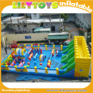2015 Hot Inflatable Giant Playground pictures & photos