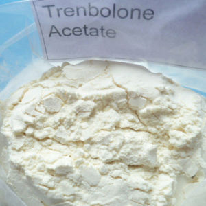 99% Purity Hot Sale Ananbolic Steroid Hormone Powder Trenbolone Acetate pictures & photos