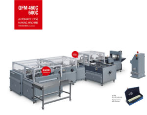 Hardcover Machine Qfm-460c pictures & photos