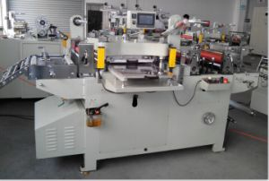One Head Automatic Die Cutting Machine with Hot Stamping pictures & photos