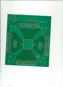 2 Layers HASL PCB Lead Free RoHS Printed Circuit Board