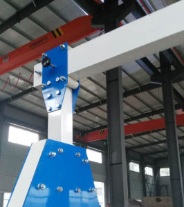 Aluminum Portal Crane with Adjustable Span and Adjustable Height pictures & photos