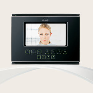 Advanced Video Door Phone with Sensor Button for Villa (MC-528F62)
