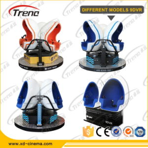 360 Degrees Rotation Virtual Reality 9d Egg Vr Cinema pictures & photos