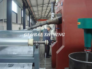Corian Solid Surface Artificial Marble Production Line Machinery pictures & photos