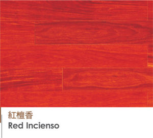Red Incienso Engineered and Laminated Flooring pictures & photos