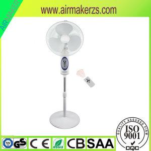 16 Inch Rechargeable Emergency Fan / 12V DC Fan / Solar Fan pictures & photos