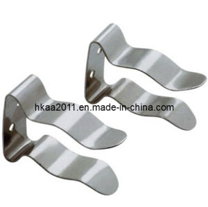 China Metal Spring Clips, Flat Metal Spring Clips, Sheet ...