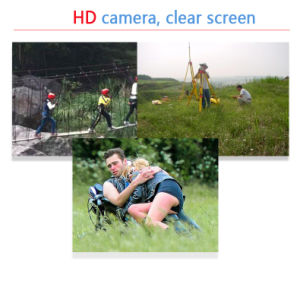 1080P Outdoor Bullet WiFi IP Camera Wireless 3G 4G SIM Card pictures & photos