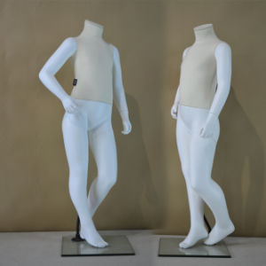 Fabric Wrapped Kids Mannequin in Hot Sale pictures & photos