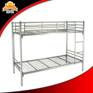 Heavy Duty Quality Cheap Adult Military Army Steel Metal Bunk Bed pictures & photos