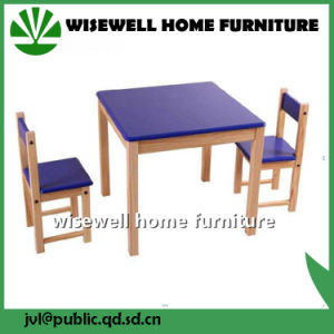 3PC Wood Kids Furniture Sets for Kindergarten (WA-3S-C106) pictures & photos