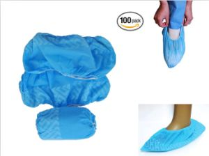 Anti-Skid Shoe Cover PP Shoe Cover pictures & photos
