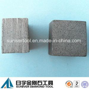 Single Cut Diamond Segment for Cutting Big Granite Slab pictures & photos