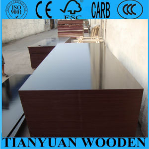 China Film Faced Shuttering Plywood/Formwork Plywood pictures & photos