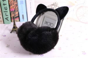 Amazon Supplier Hot Sale Adjustable Catear Warmer Earmuffs Winter pictures & photos
