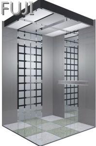 Classic Style Dark Grey Passenger Lift pictures & photos