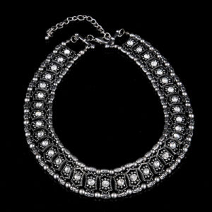 Glory Diamond with Chain Necklace (XJW13368) pictures & photos