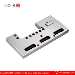 CNC Power Walking Wire Vise for Lathe Table pictures & photos