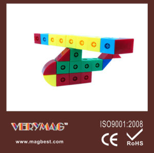 2014 New Design Plastic Puzzle Blocks for Children, Plastic Toy