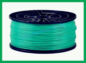 1.75mm 3mm Grean PLA Filament for 3D Printer