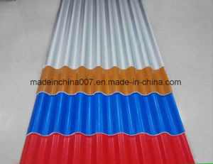 100% Non Asbestos Magnesium Oxide Roofing Sheet pictures & photos