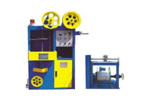 Single Layer Mica Tape Wrapping Machine pictures & photos