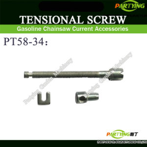 Komatsu Gasoline Chainsaw Part Spare Parts 42cc 52cc 58cc 4500 5200 5800 Tensional Screw