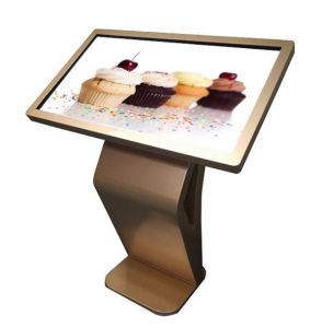 42, 43, 49, 50, 55, 65, 75, 85-Inch LCD Display Floor Standing Infrared and Capacitive All in One Touch Screen for Monitor pictures & photos