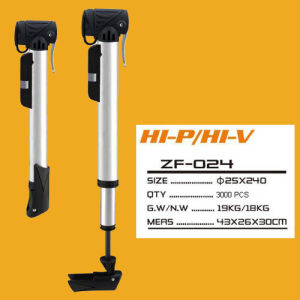Bike Pump, Bicycle Pump for Sale Tim-Zf024 pictures & photos