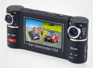 Dual Lens HD Car DVR